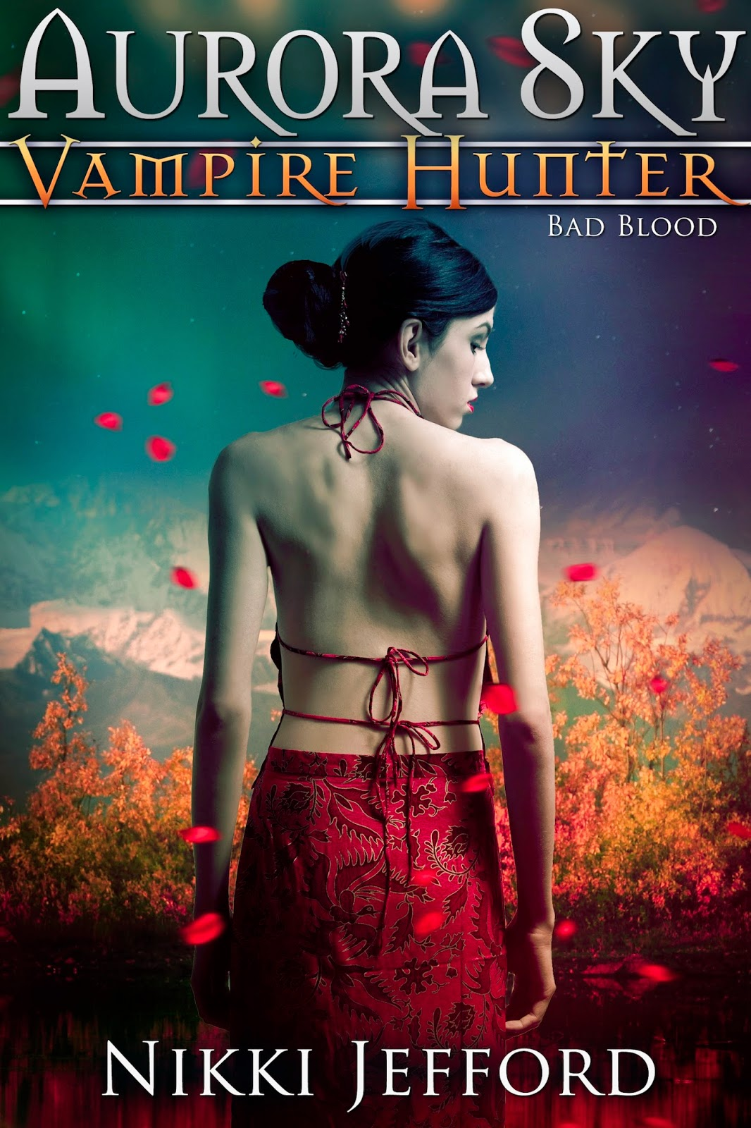 Clever girls read cover reveal bad blood aurora sky vampire cover reveal bad blood aurora sky vampire hunter 3 by nikki jefford fandeluxe Choice Image