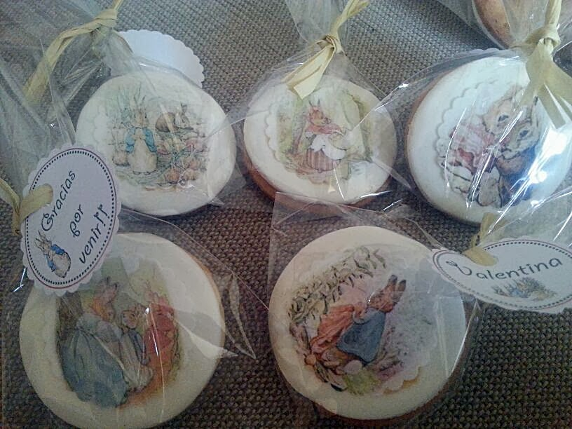 Galletas Beatrix Potter