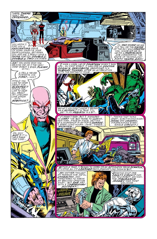 Captain America (1968) Issue #368 #301 - English 20