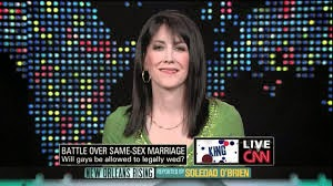 Lesbian Stephanie Miller on television