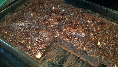 how to make hash brownies with solid