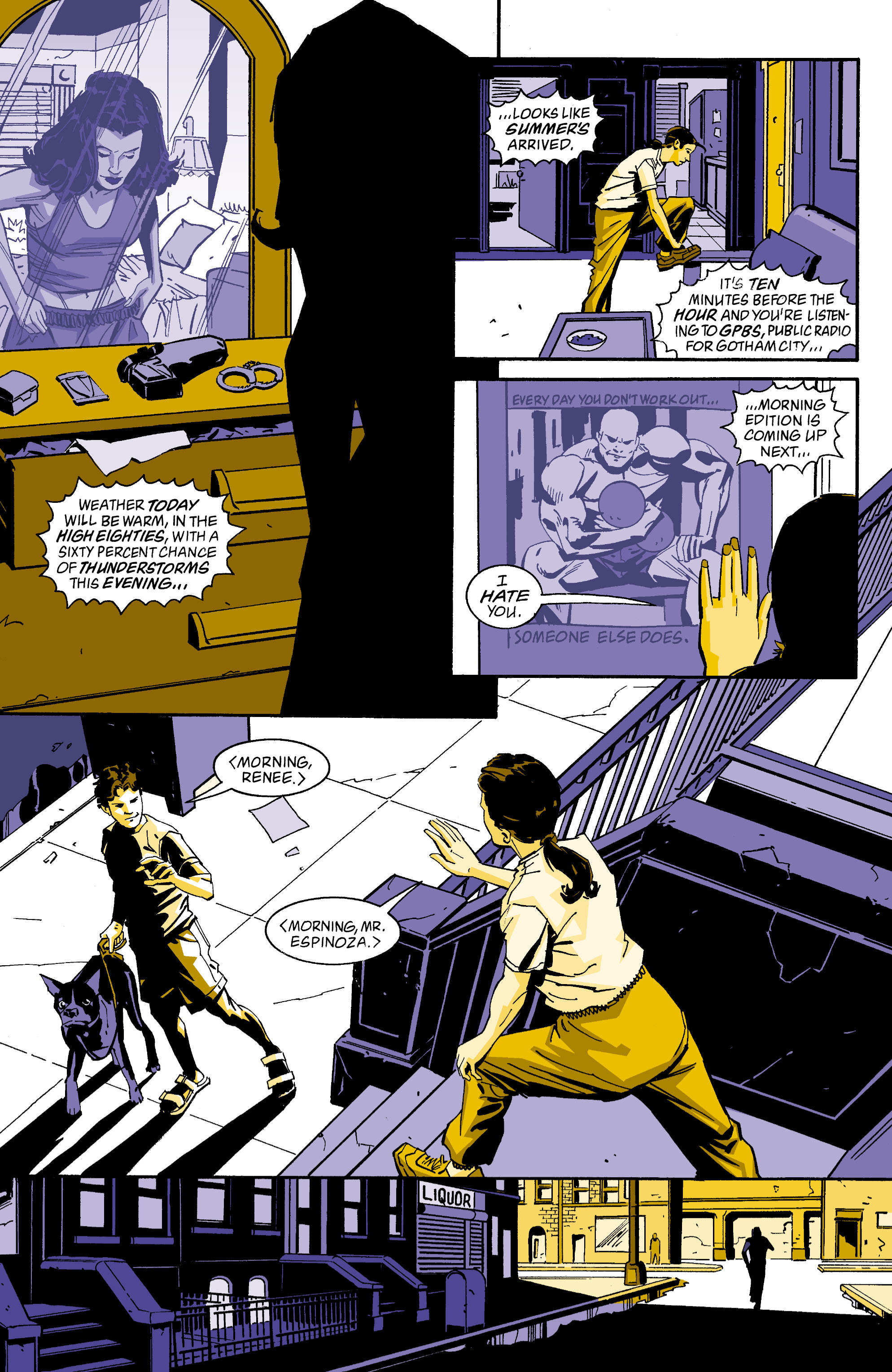 Detective Comics (1937) 747 Page 3