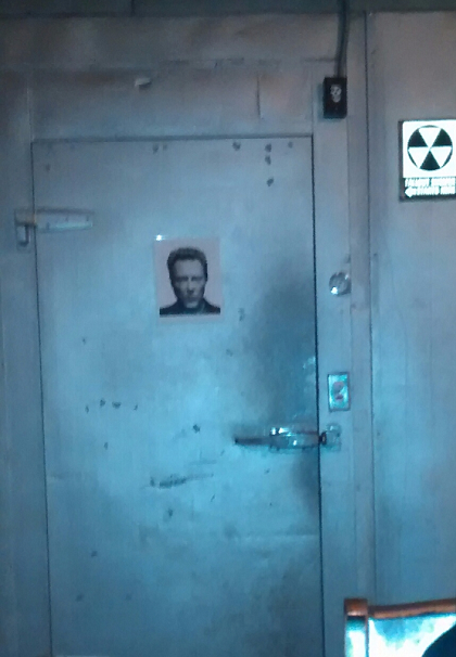 The Walken Storage Refrigerator - Get it????