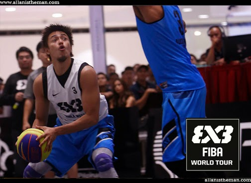 Terrence Romeo led Manila West enter FIBA 3X3 World Tour quarterfinals