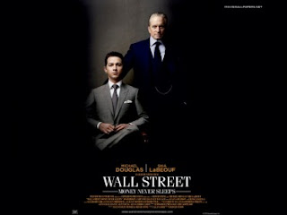 Wallpaper Film - Wall Street: Money Never Sleep