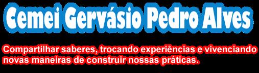 Cemei Gervásio Pedro Alves