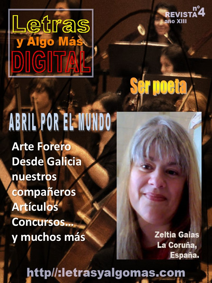 Revista Digital Nº4 de Abril de 2013 Portada Abril