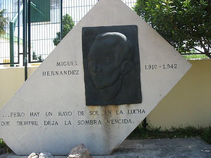 A MIGUEL HERNANDEZ