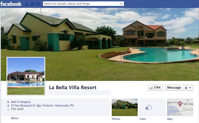 La Bella Villa Resort Valenzuela