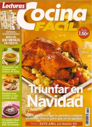 As paso mis d as revista para descargar gratis cocina for Cocina facil para invitados