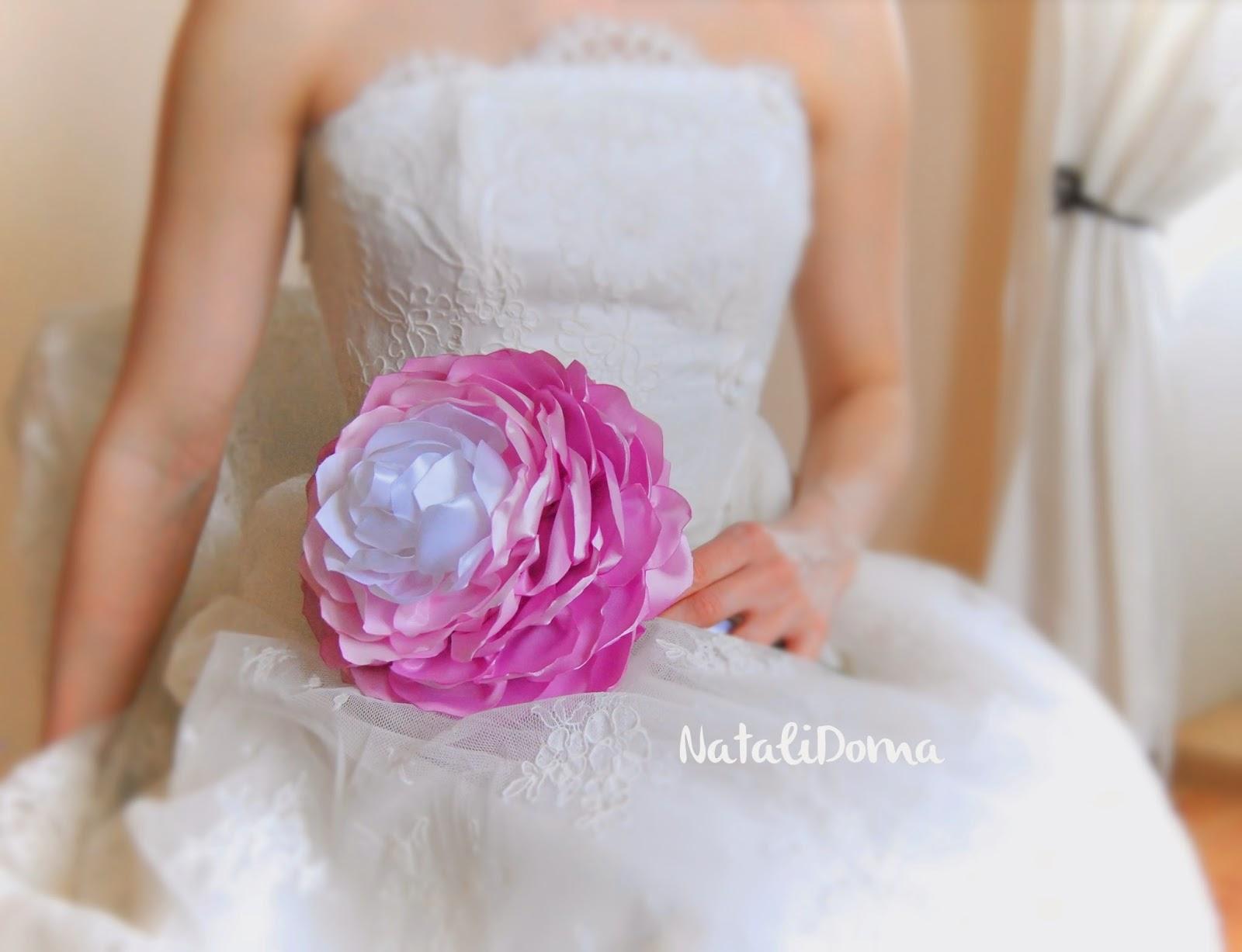 Как сделать букет невесты пошаговые фото