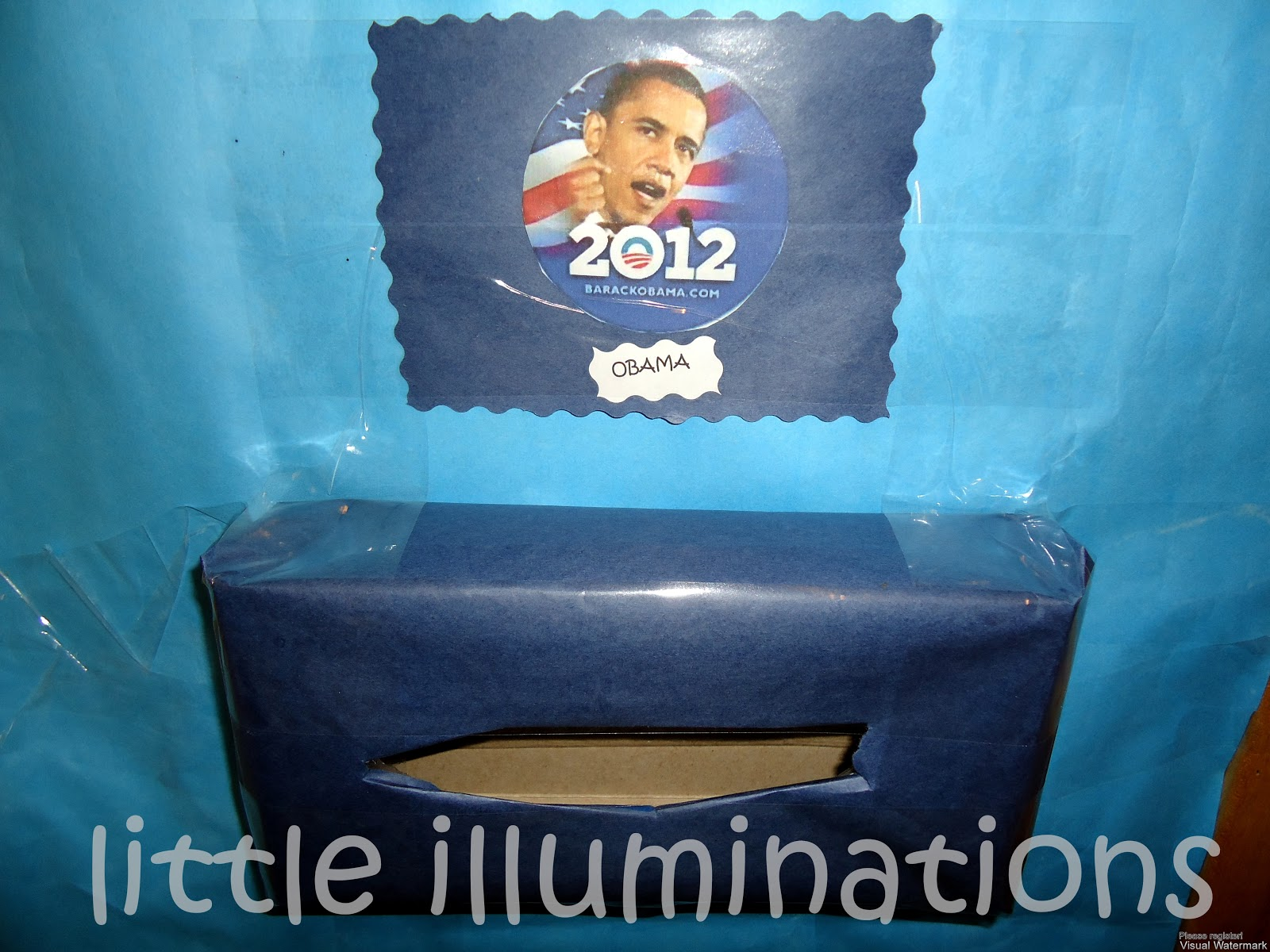 We converted our puppet theater, using shoe boxes, pictures of the ...