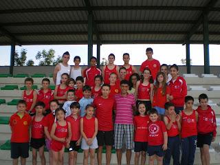 """Escuela de Atletismo """"Amo Allá"""""""
