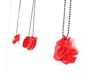 Circus outbreak, necklace, 2012
