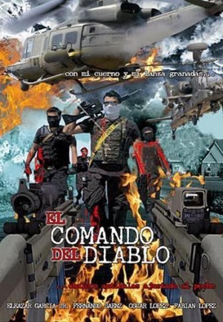 El Comando Del Diablo DVDRip Español Latino