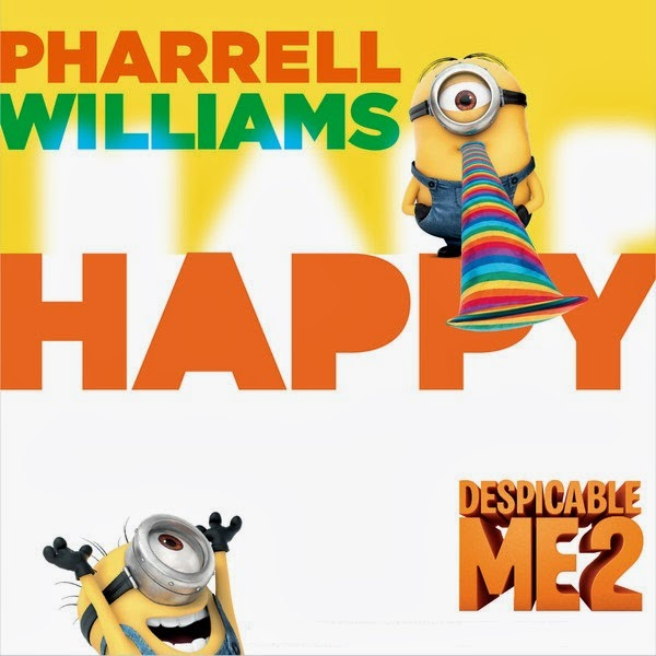 english is funtastic pharrell williams quothappyquot from