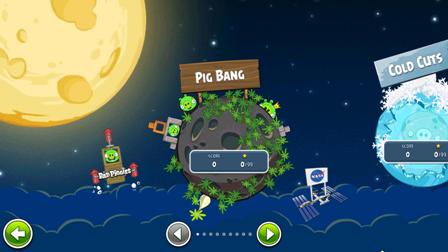 Screenshot 2 - Angry Birds Space 1.6.0   ApKLoVeRz