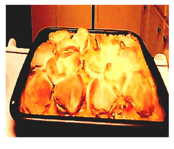 barbecue spareribs recipe