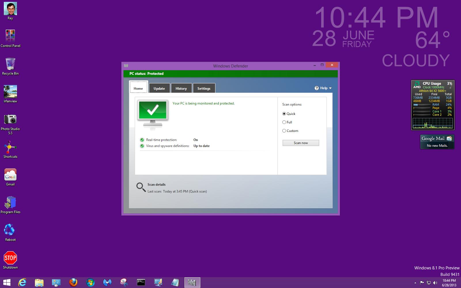 free avast antivirus for pc windows 8