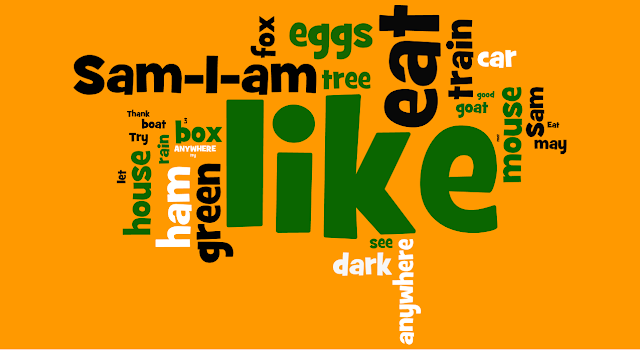 green eggs and ham text