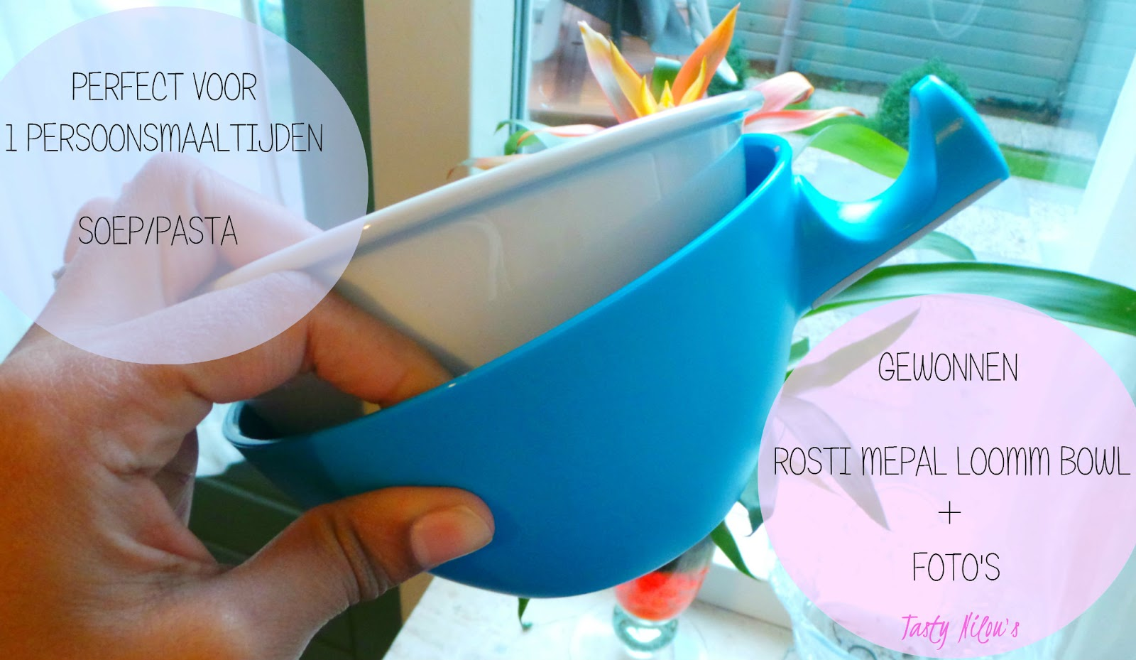tasty nilou 39 s rosti mepal loomm bowl. Black Bedroom Furniture Sets. Home Design Ideas