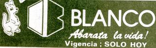 Logotipo de la empresa con la mascota oficial, durante los ochenta