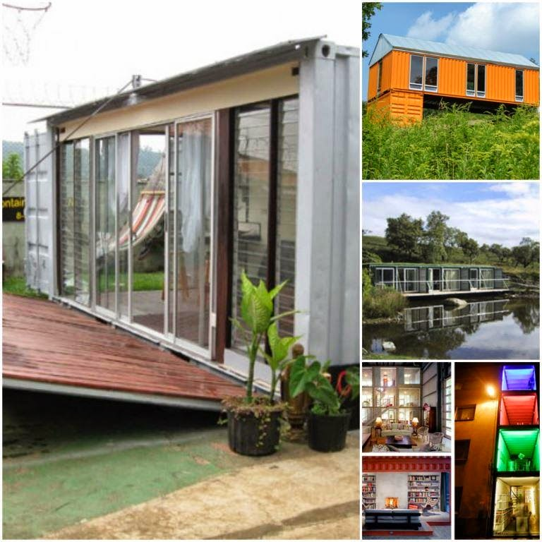Affordable homes sea container architecture - Sea container home designs ...