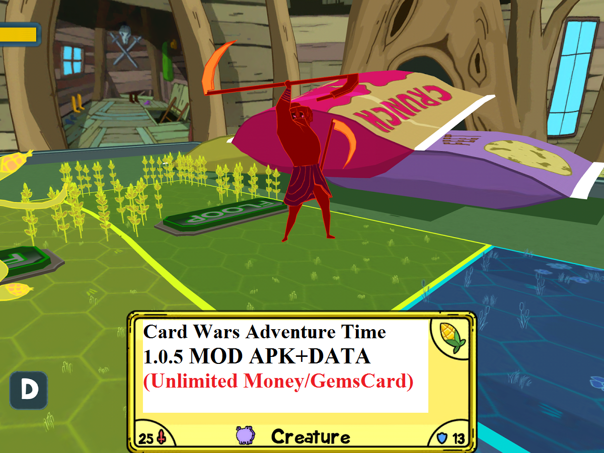 Card Wars Adventure Time new game  2014
