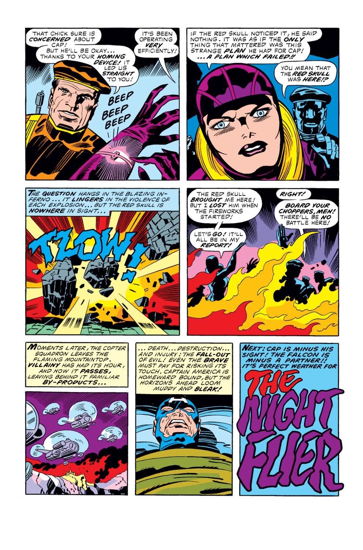 Captain America (1968) Issue #212 #126 - English 18