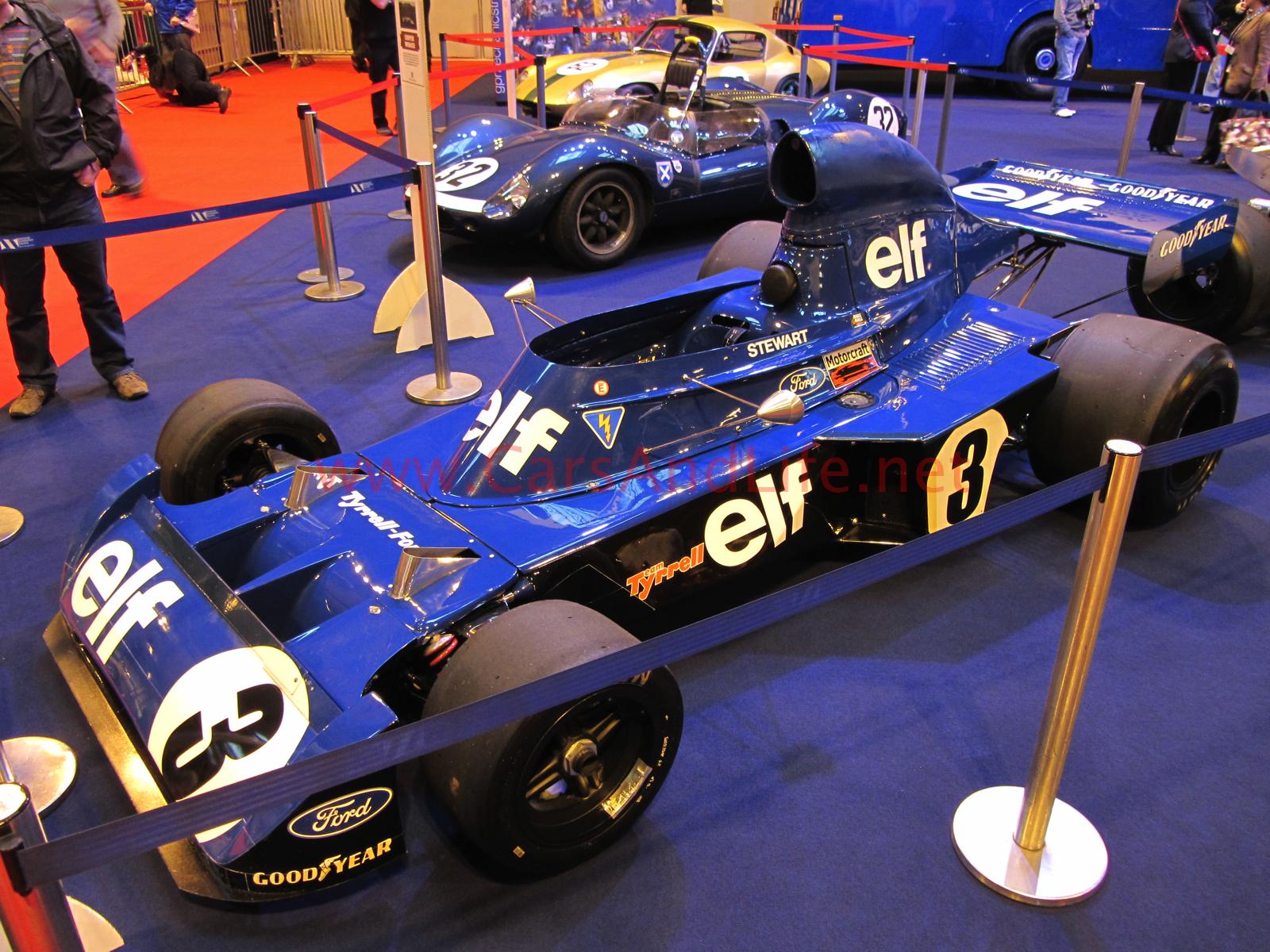 Autosport International 2017 >> Tyrrell Racing in Autosport International 2013 - cars & life