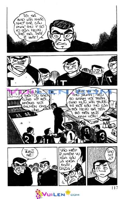 Jindodinho - Đường Dẫn Đến Khung Thành III  Tập 6 page 116 Congtruyen24h