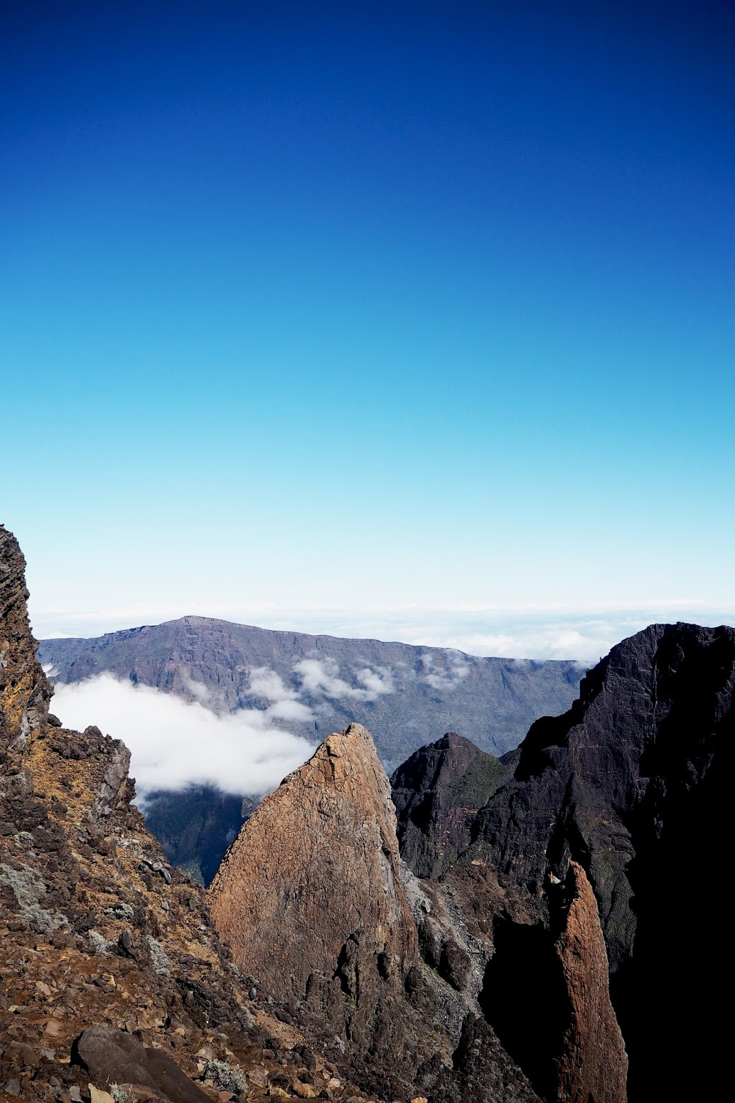 La Réunion - Randonnée Piton des Neiges