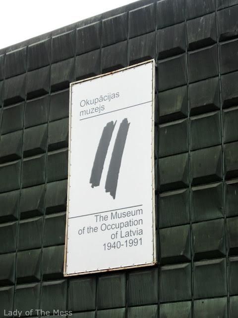 Miehityksen museo, Riika