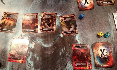 board games xi card game