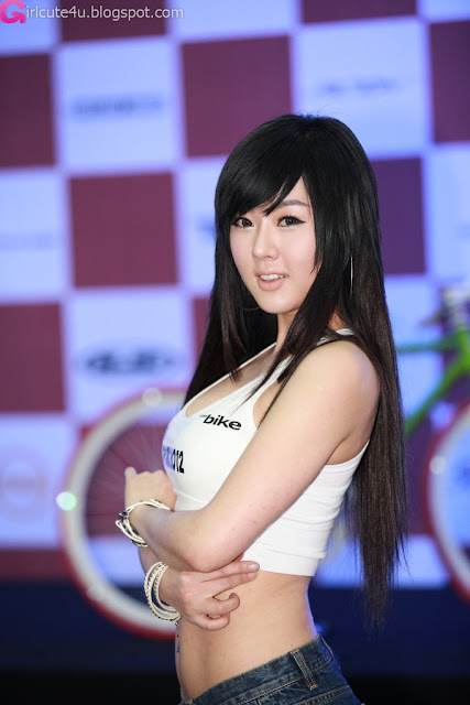 2 Hwang Mi Hee - SPOEX 2012-very cute asian girl-girlcute4u.blogspot.com