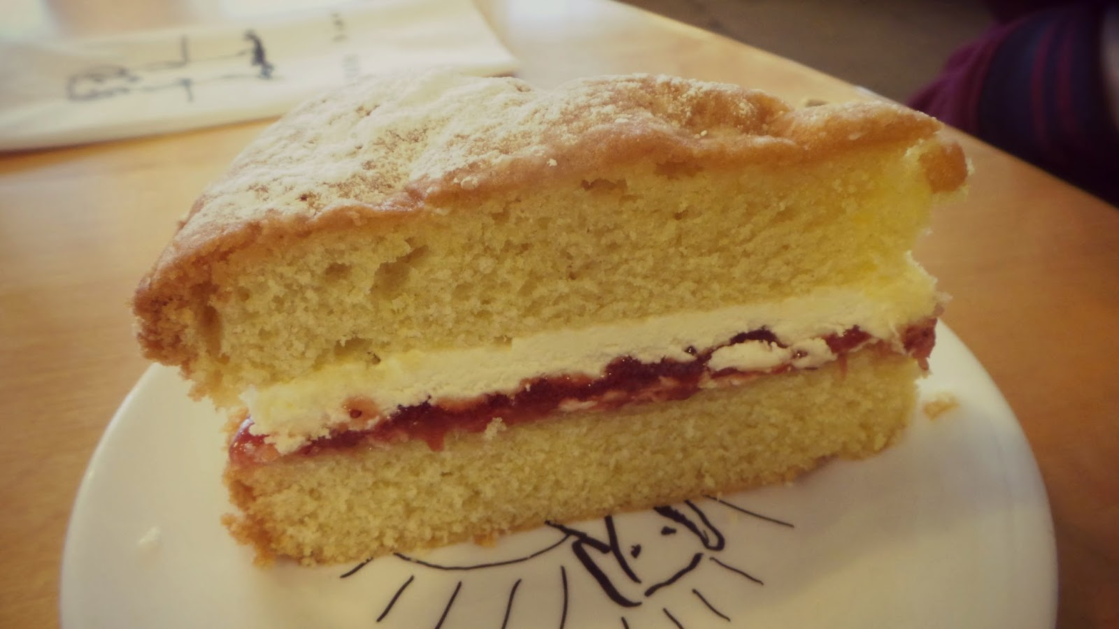saltaire cake
