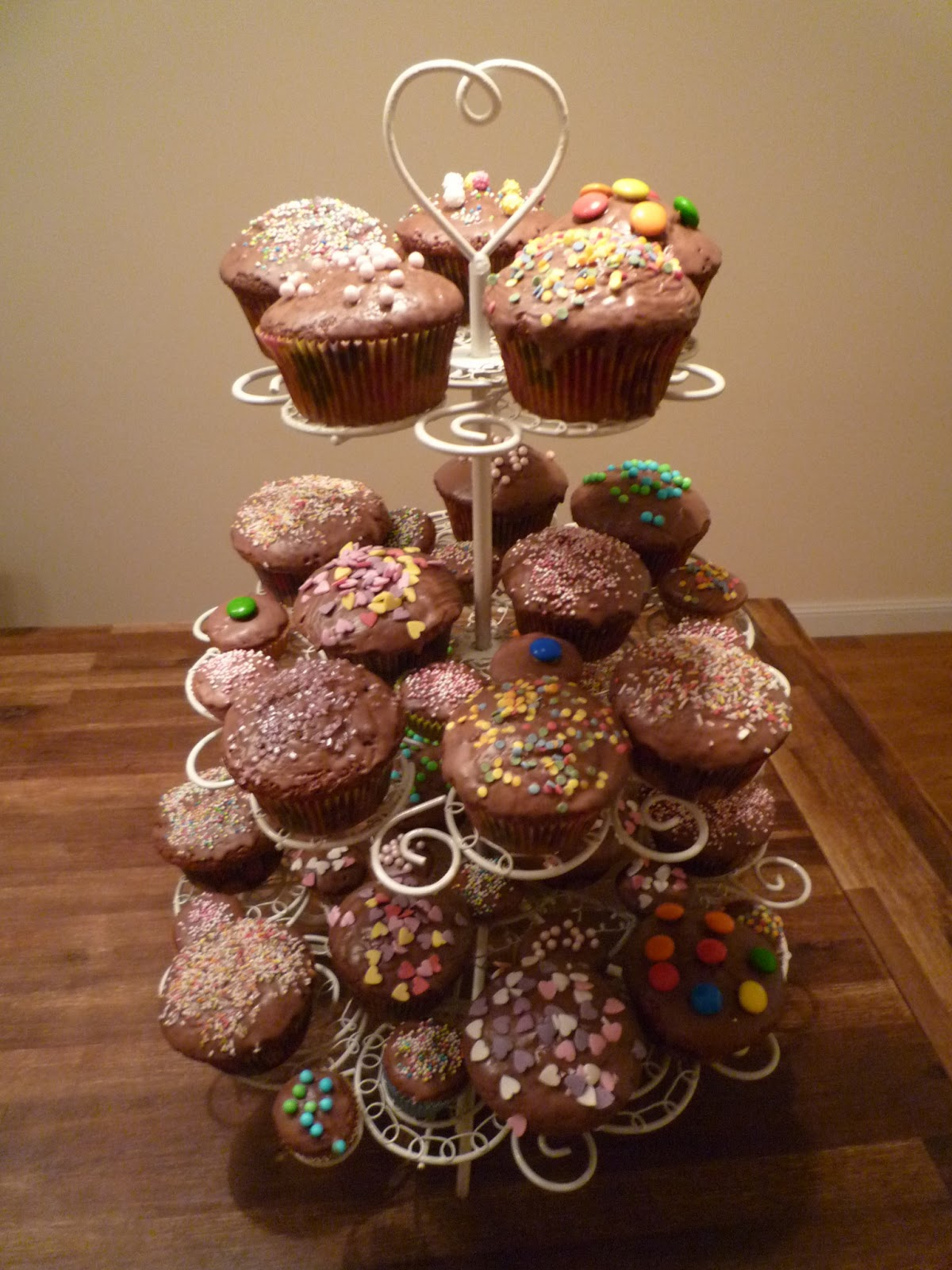 Muffins für den Kindergarten