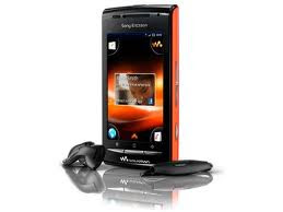 Sony Ericsson W8 Walkman Android
