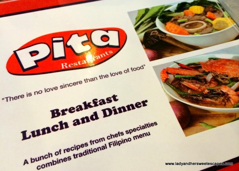 Pita Restaurant in Karama Dubai