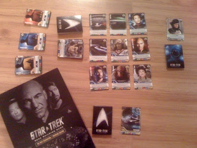 Star Trek the Deck Building Game