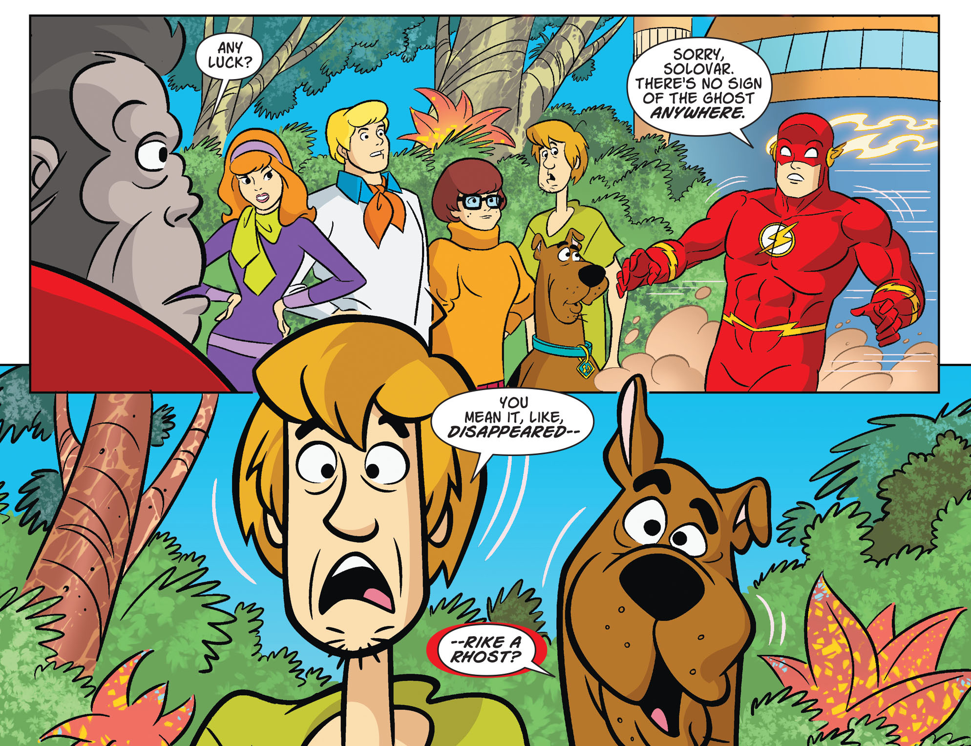 Read online Scooby-Doo! Team-Up comic -  Issue #29 - 17
