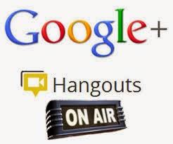 Google Hangouts!!