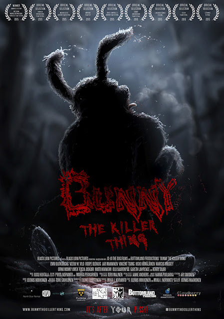 Bunny The Killer Thing poster