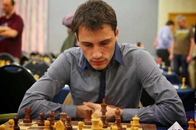 Echecs : le Bulgare Ivan Cheparinov vainqueur à Gibraltar 2014 - Photo © Gibraltar