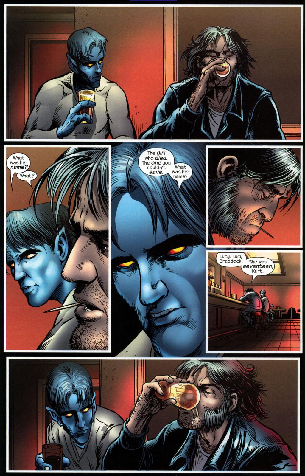 Read online Wolverine (2003) comic -  Issue #6 - 12
