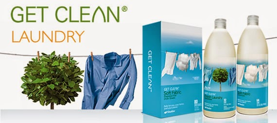 get clean home shaklee, get clean laundry