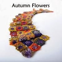 Autumn Flowers - haakpatroon