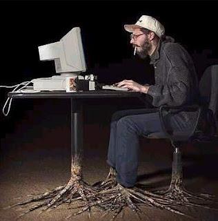Frase Geek : La vida e Internet