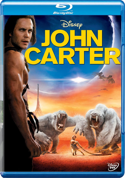 John Carter 2012 BRRip 480p Dual Audio 500MB