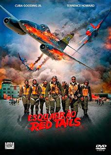 Esquadrão Red Tails - BDRip Dual Áudio